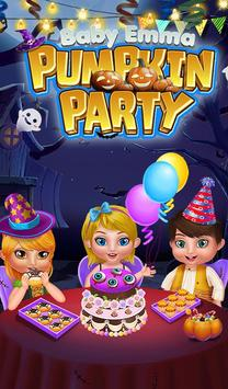 Baby Emma Pumpkin Party screenshot 2