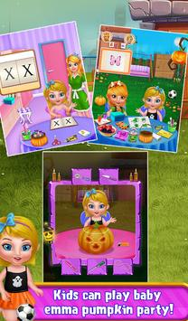 Baby Emma Pumpkin Party screenshot 8