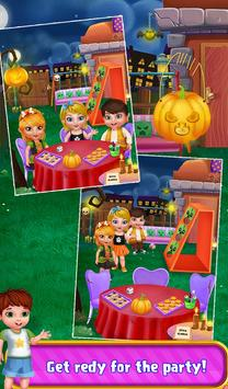 Baby Emma Pumpkin Party apk screenshot