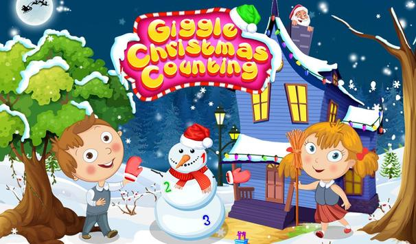 Giggle Christmas Counting Fun screenshot 5