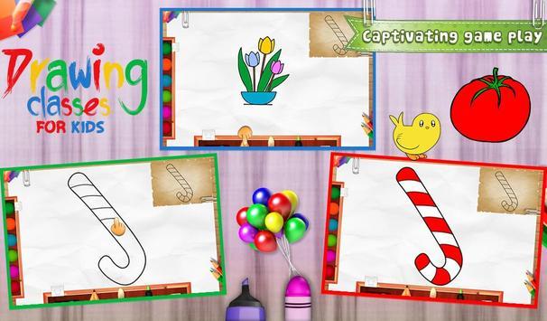 Drawing Classes For Kids screenshot 4