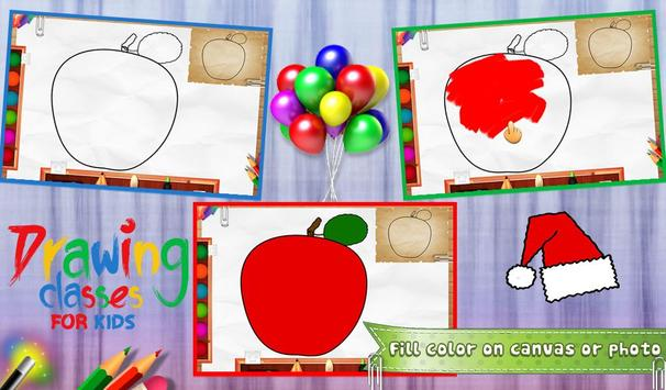 Drawing Classes For Kids screenshot 2