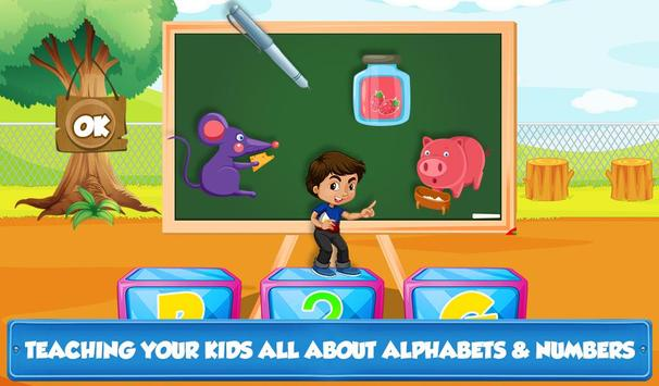 Easy To Learn ABC & Numbers screenshot 12
