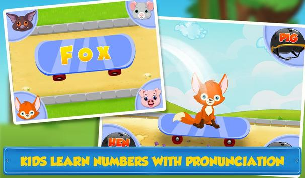 Easy To Learn ABC & Numbers screenshot 1