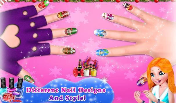 Fashion Doll Nail Spa Salon screenshot 2