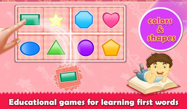 First Word Learning screenshot 1