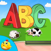 Kids ABC Numbers Pop Up Book icon