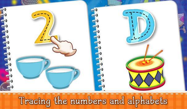 Kids ABC Numbers Pop Up Book screenshot 12