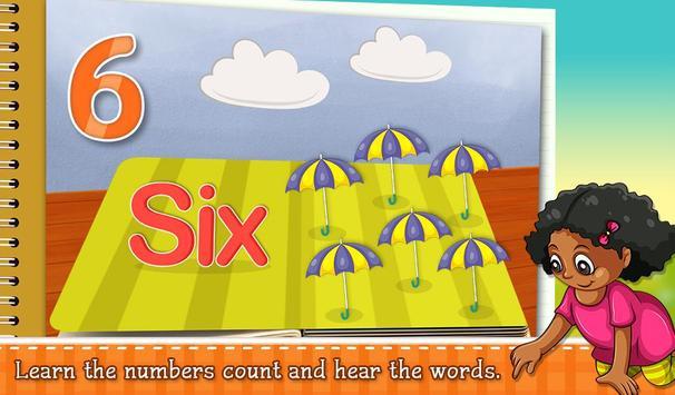 Kids ABC Numbers Pop Up Book screenshot 13