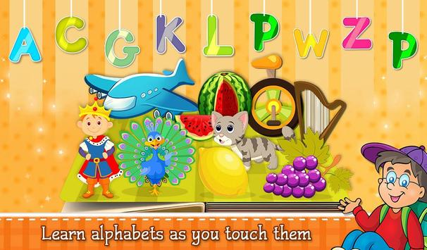 Kids ABC Numbers Pop Up Book screenshot 2
