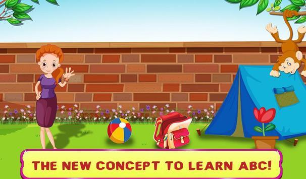 Kids Learning ABC Flash Cards screenshot 14