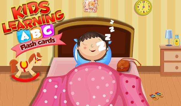Kids Learning ABC Flash Cards screenshot 18