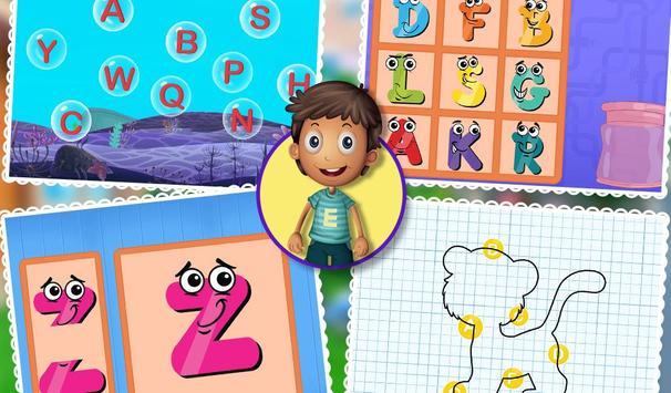 Kids Learning Letters Zone screenshot 3
