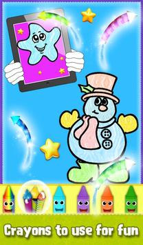 Kids Sparkles Coloring Book screenshot 2