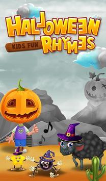 Halloween Kids Fun Rhymes poster
