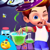 Halloween Science Learning icon