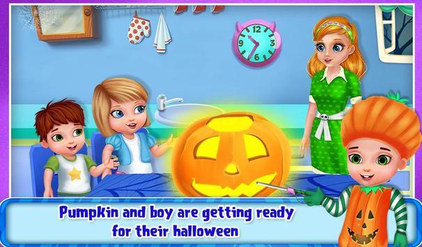 Halloween Pumpkin Party Story apk screenshot