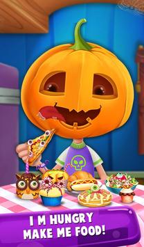 Halloween Talking Baby apk screenshot