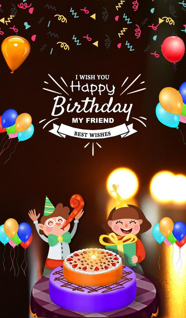 Amazing Happy Birthday Animated Gif For Android Apk Download Funny Birthday Cards Online Elaedamsfinfo