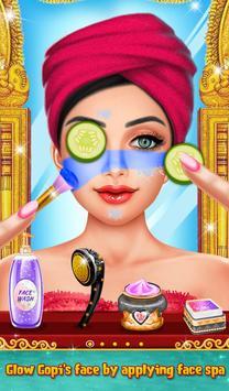 Indian Gopi Fashion Doll Salon screenshot 13