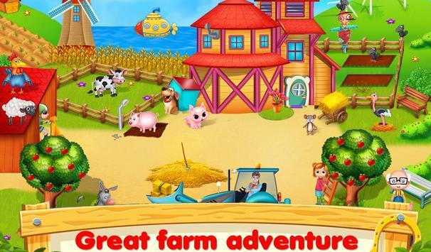 Old MacDonald Farm Kids Game screenshot 13