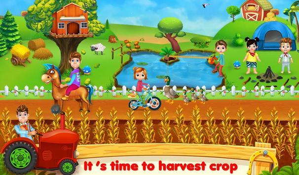 Old MacDonald Farm Kids Game screenshot 10
