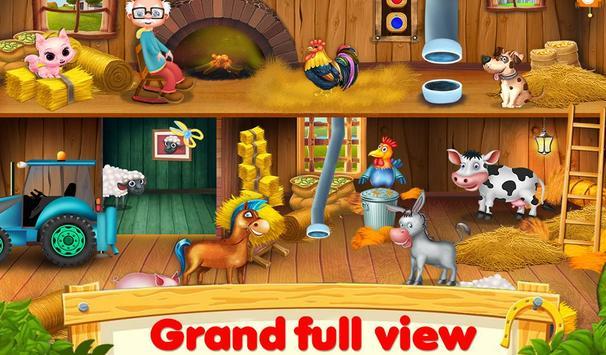 Old MacDonald Farm Kids Game screenshot 12