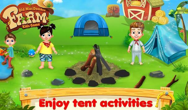 Old MacDonald Farm Kids Game screenshot 1