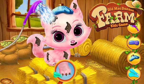 Old MacDonald Farm Kids Game screenshot 2