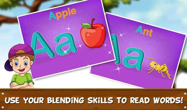 Learning Sight Words Game screenshot 2
