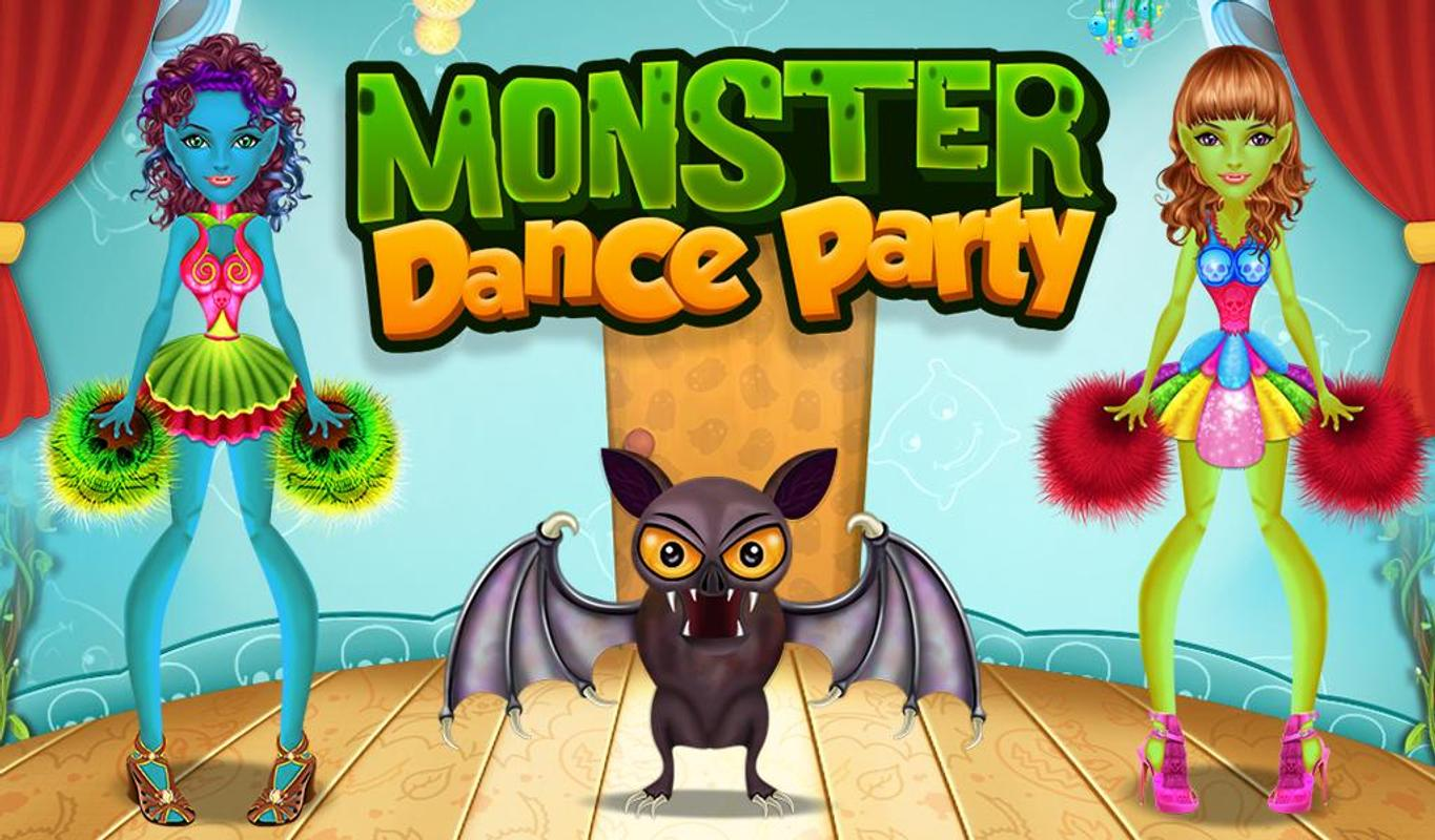monster dance party apk download free casual game for android