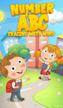 Number & ABC Tracing With Word screenshot 15