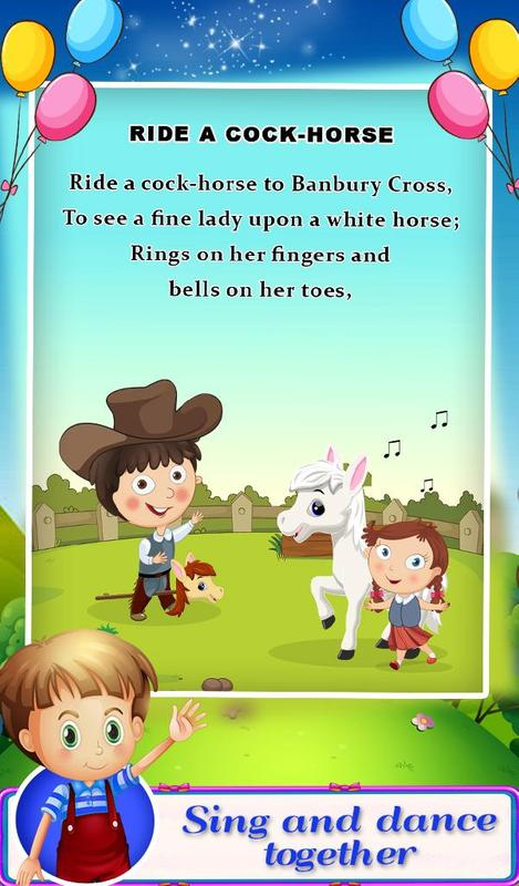 Nursery Rhymes Songs For Kids Screenshot 8