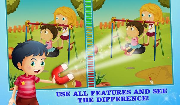 Spot The Differences For Kids screenshot 3