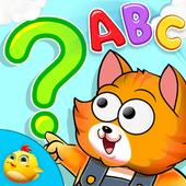 Preschool Tracing Puzzles icon