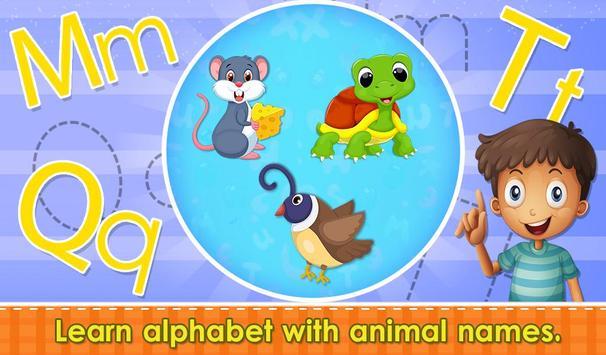 Preschool Tracing Puzzles screenshot 2