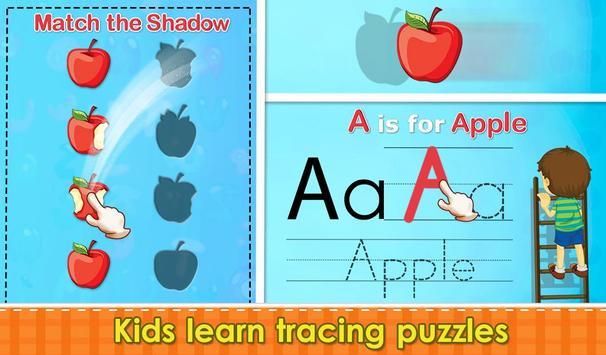 Preschool Tracing Puzzles screenshot 9