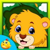 Preschool Zoo Puzzles For Kids icon