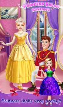 Princess Salon Makeover screenshot 12