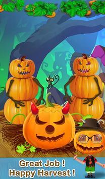 Pumpkin Builder For Halloween apk screenshot
