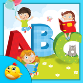 Touch & Learn ABCD & Numbers icon