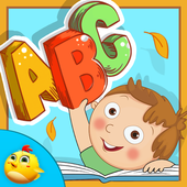 Toddler Learning ABC Letter icon
