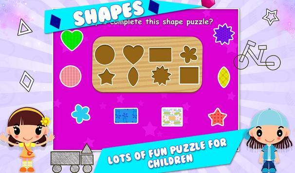 Toddler Learning Activities screenshot 3