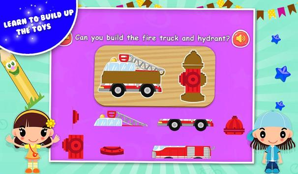 Toddler Learning Activities screenshot 1