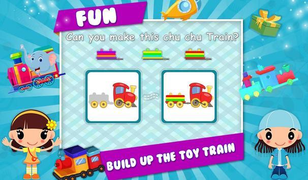 Toddler Learning Activities screenshot 2