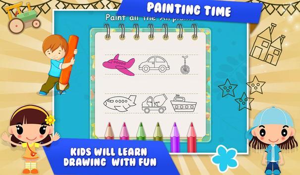 Toddler Learning Activities screenshot 4