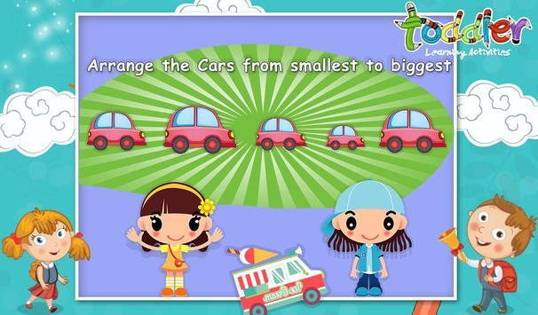Toddler Learning Activities screenshot 5