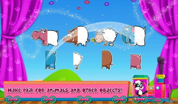 Toddlers Basic Skill School screenshot 13