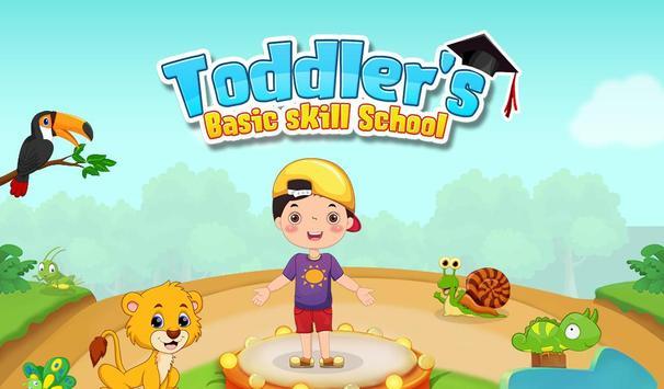 Toddlers Basic Skill School screenshot 5
