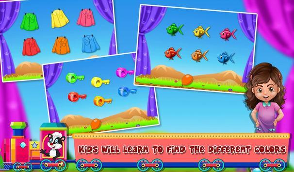 Toddlers Basic Skill School screenshot 7